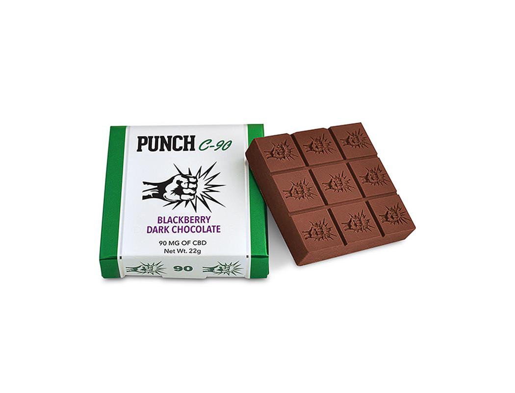 Blackberry Dark Chocolate - 3 Pack