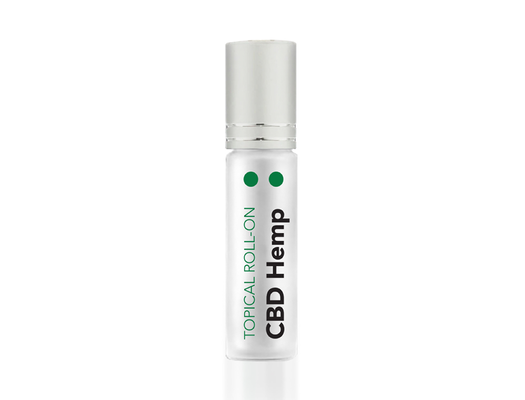 Topical CBD Roll-On
